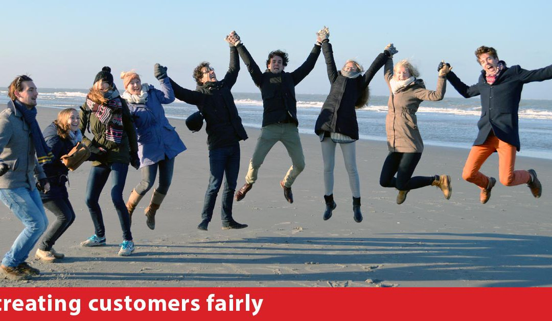 Treating customers fairly – the way forward for South Africa