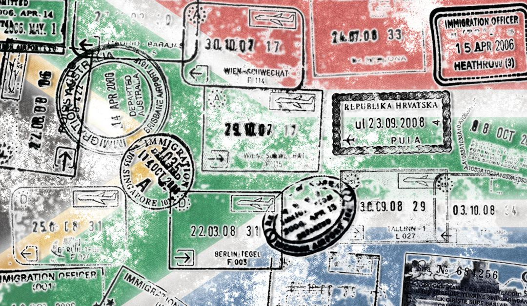 What's in a Visa? South Africans' gate pass to the world