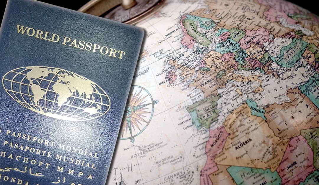 What is a World Passport and where is it accepted?