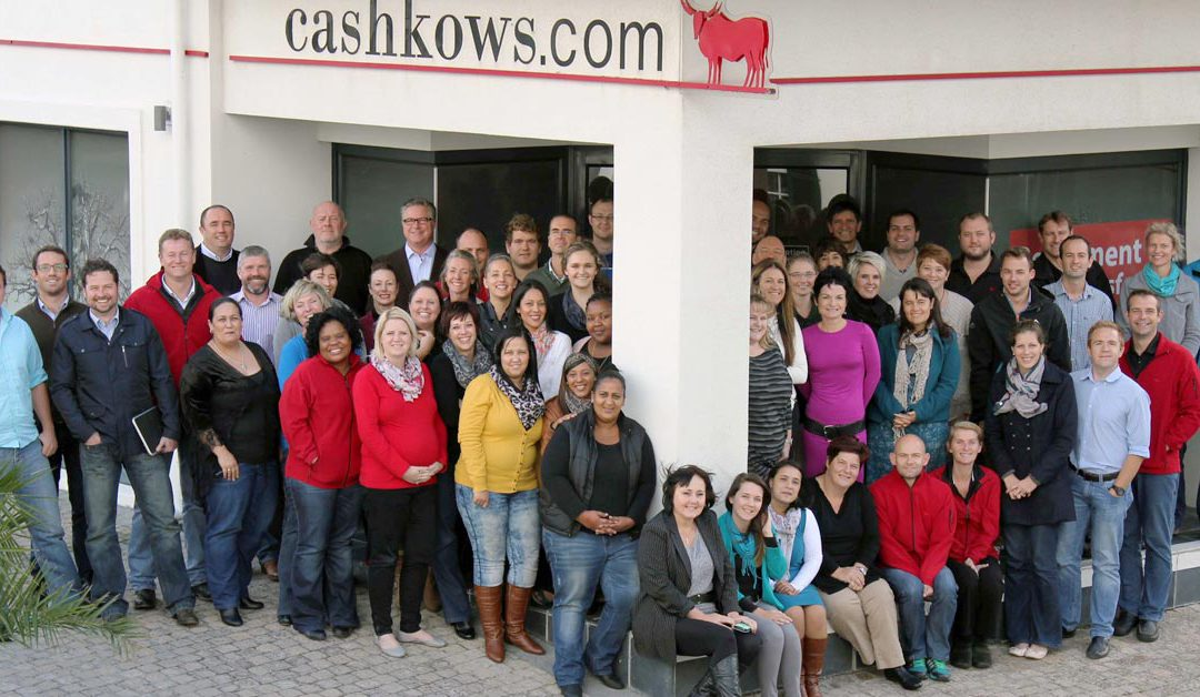 The power of collaboration: a look at the cashkows.com team