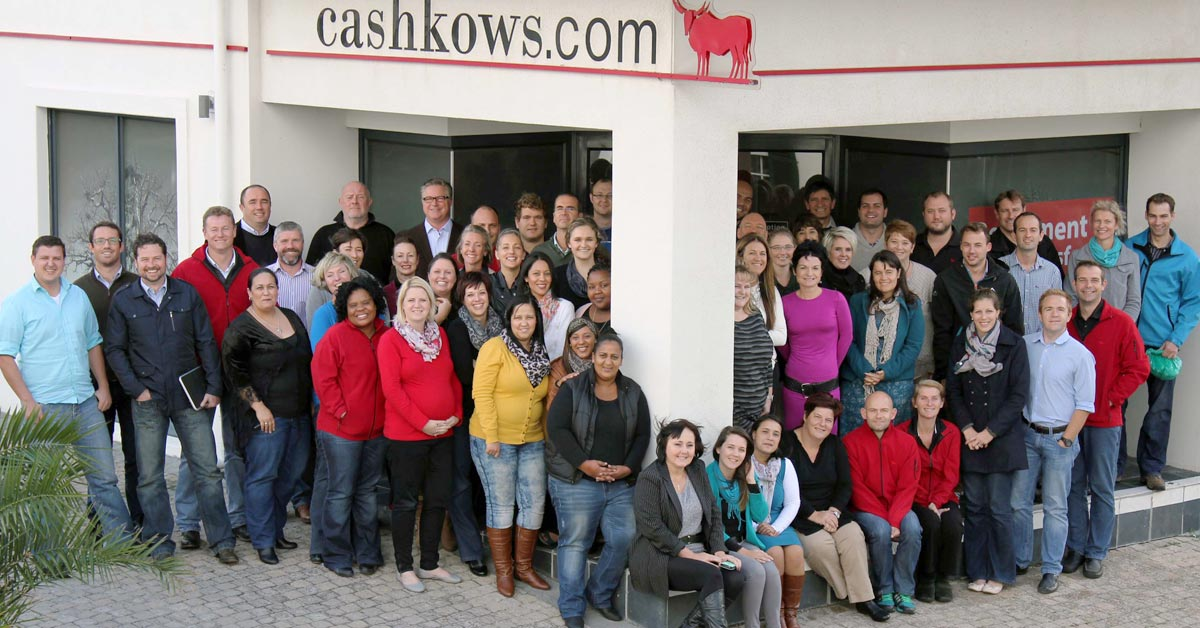 The power of collaboration - a look at the cashkows team