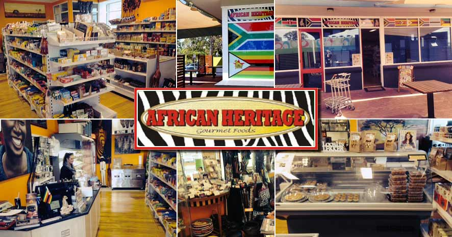 Friday shopping: South African shops in Australia