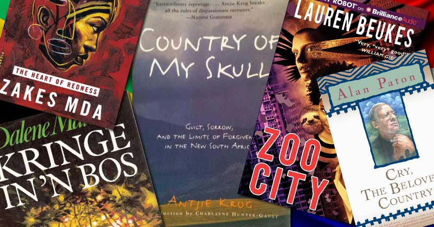 15 South African books to add to your library