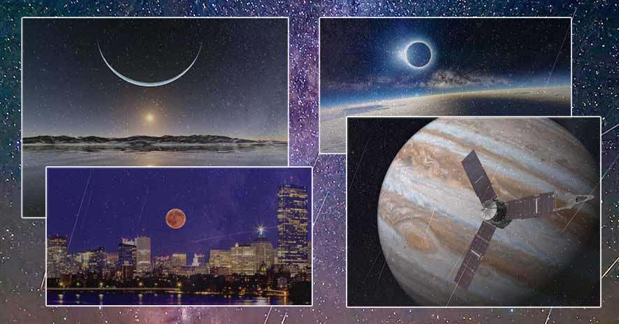Astronomical events to look forward to in 2016