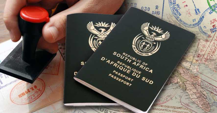 South Africans Travellers How To Get A Passport Finglobal