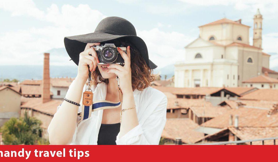 Top 12 travel hacks