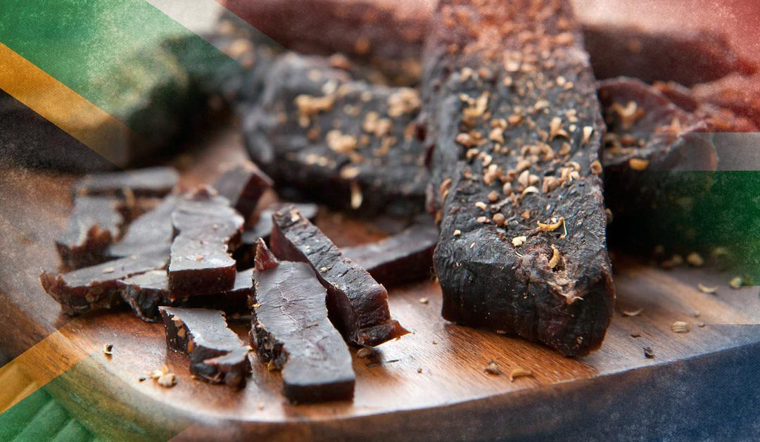 For the love of biltong; make your own and bring South Africa home