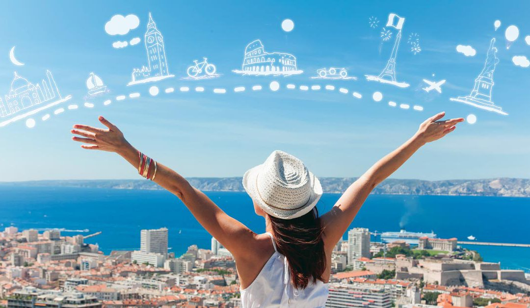 Expat travel: best destinations for the solo traveller and trailing spouse