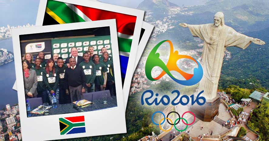 137 – South Africa's lucky number at the 2016 Rio Olympics