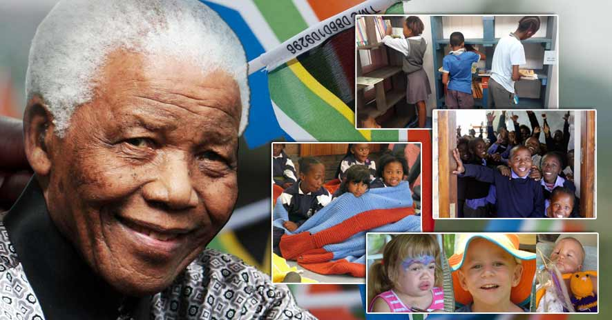 Mandela Day 2016 – why you should give