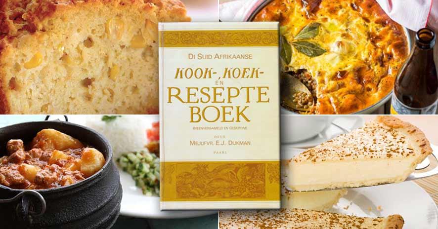 Elizabeth Dijkman: the mother of Afrikaans cooking