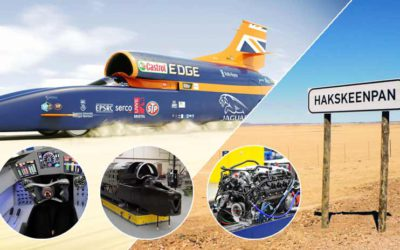 Hakskeen Pan: Bloodhound SCC and South Africa's next claim to fame